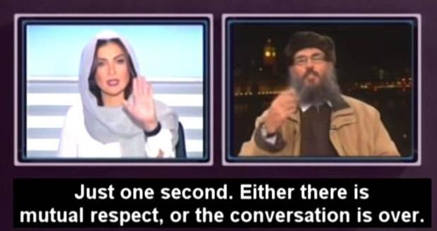 Rima Karaki speaks to London based Sheikh Hani Al-Siba'i