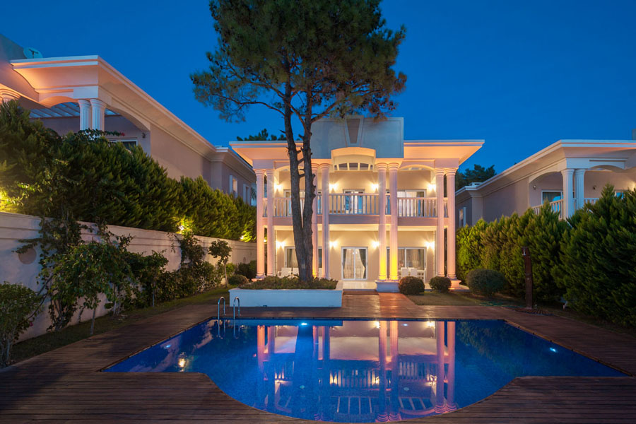 The Villa at Rixos Bodrum
