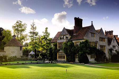 Le Manoir – an Oxfordshire postcard