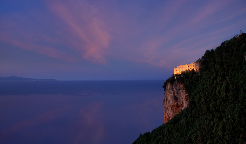 The Amalfi Coast: Monastero Santa Rosa