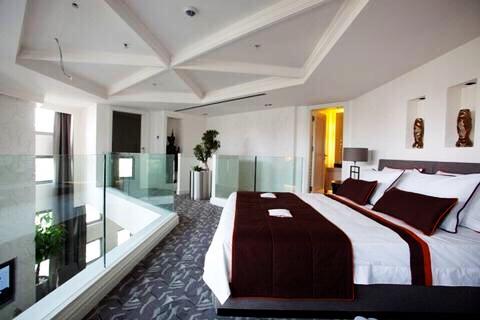 Artistic, Luxurious Comfort