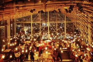 Restaurant Review: Sushi Samba London