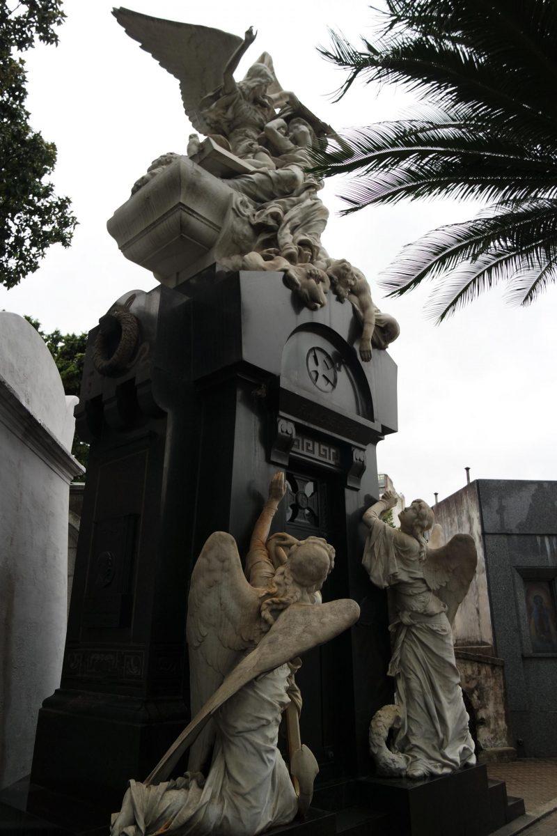 La Recoleta Cemetery #1
