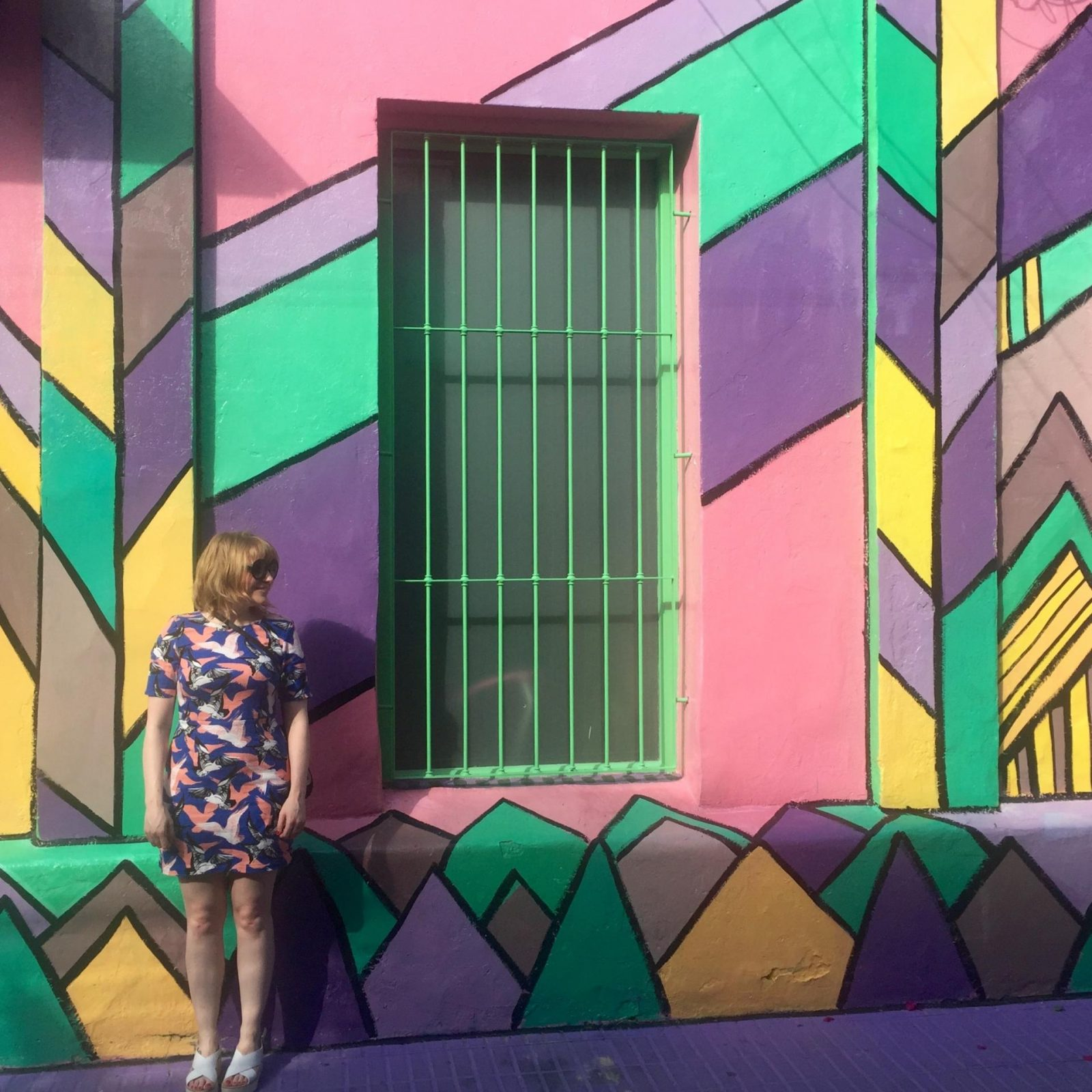 Sarah Powell on Buenos Aires