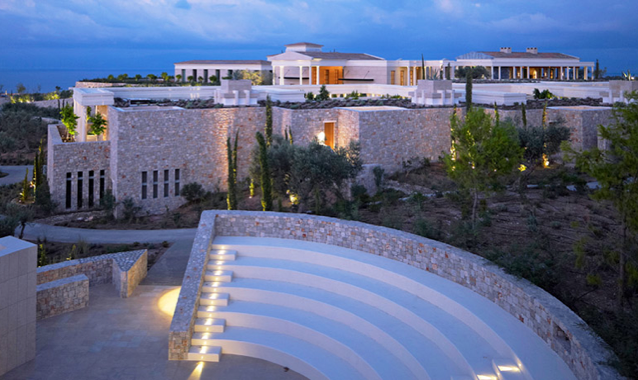 Amanzoe by Aman, Greece