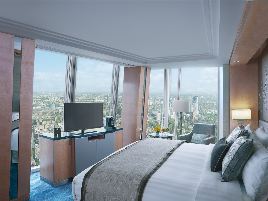 Shangri La Hotel London Rooms