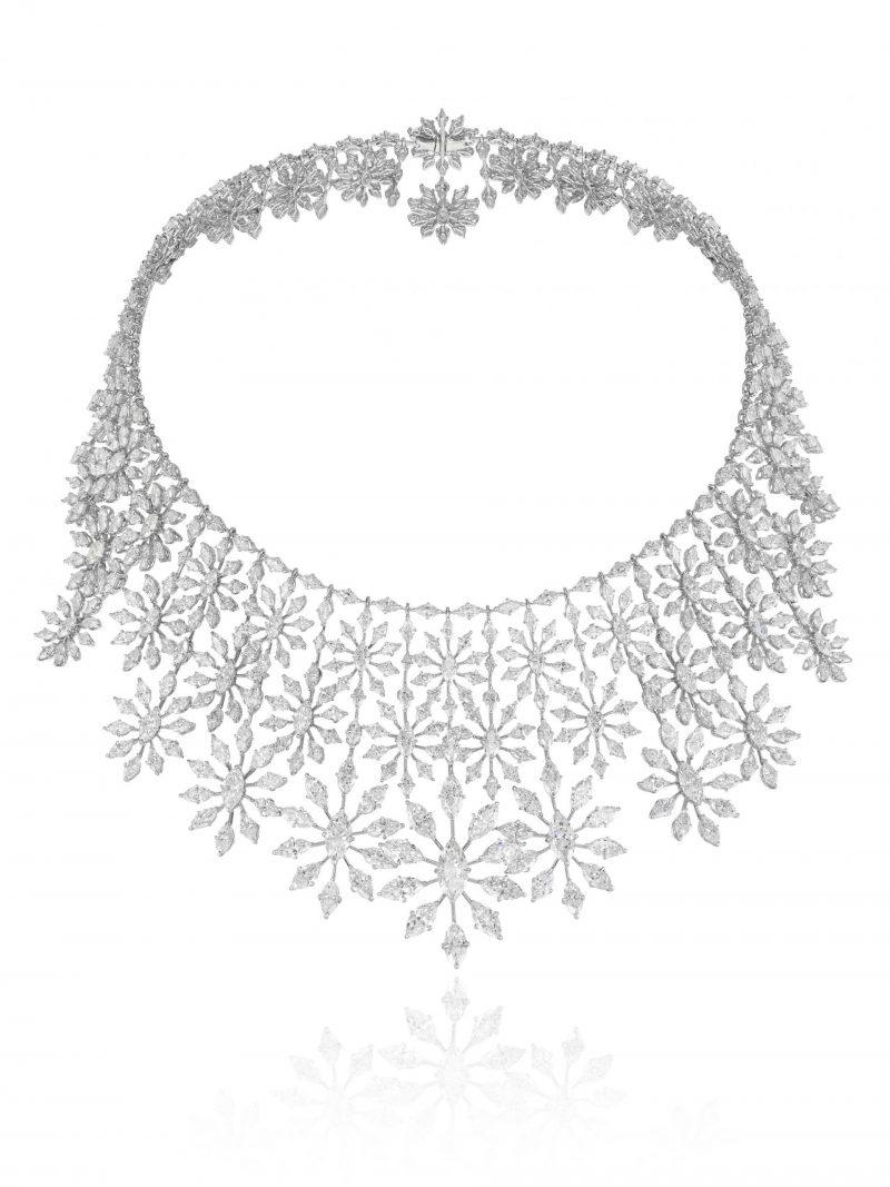 Green Carpet necklace 819860-1001