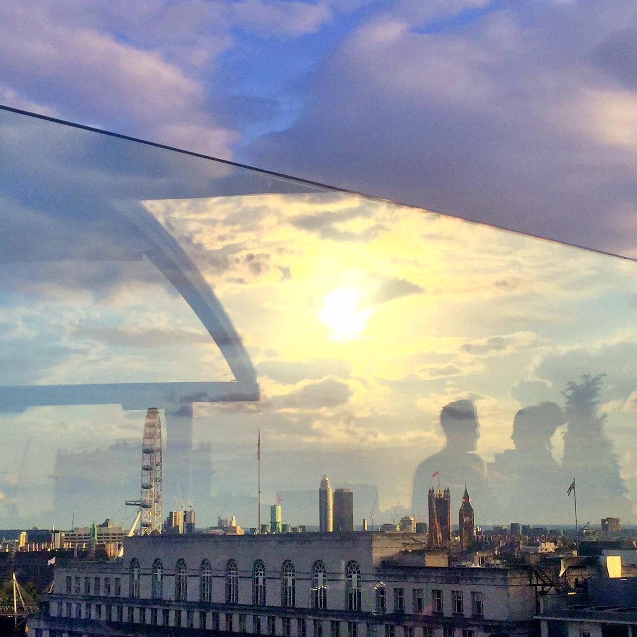 Skyline Afternoon Tea ~ London's Radio Rooftop Bar