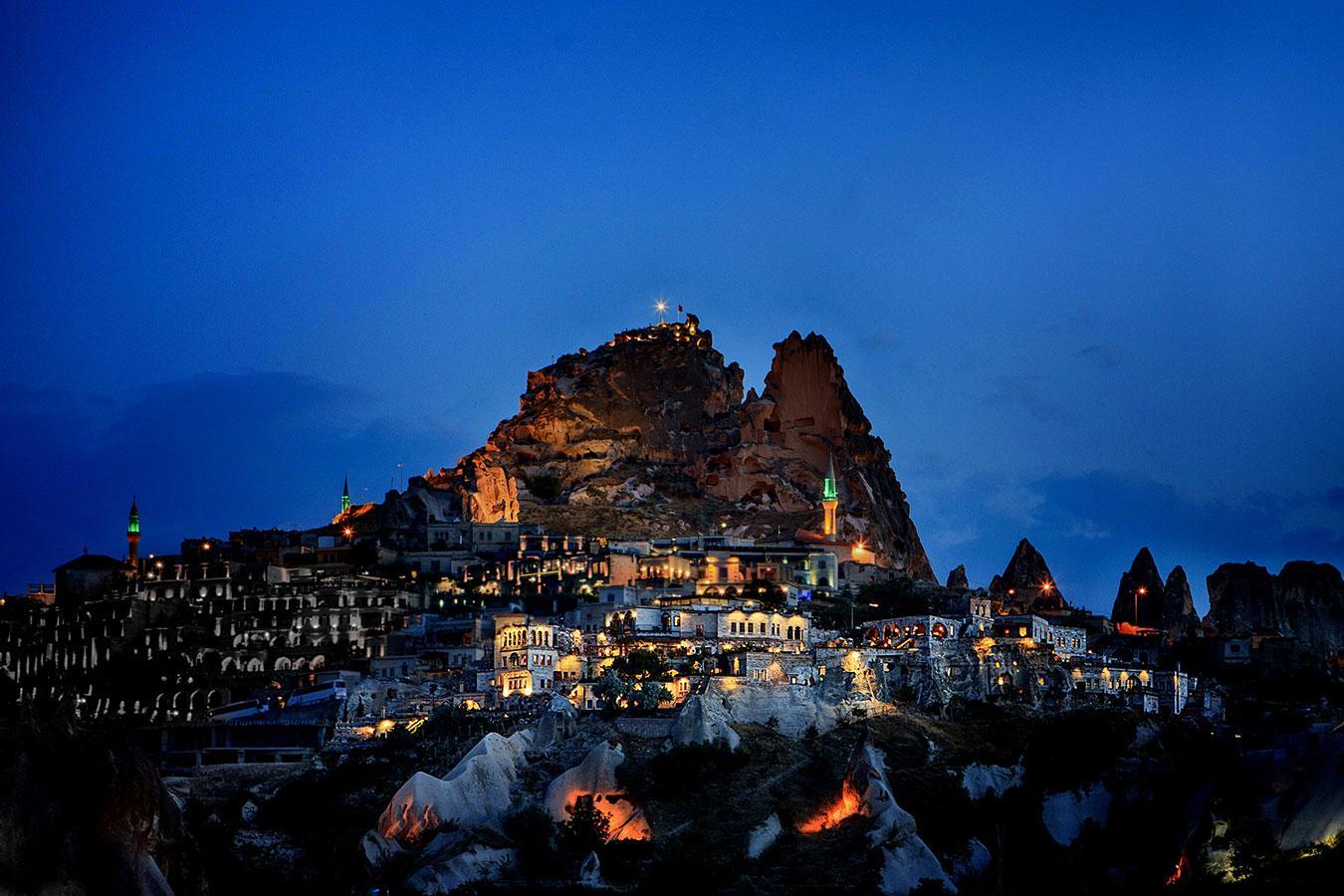 Museum Hotel ~ Cappadocia, Turkey