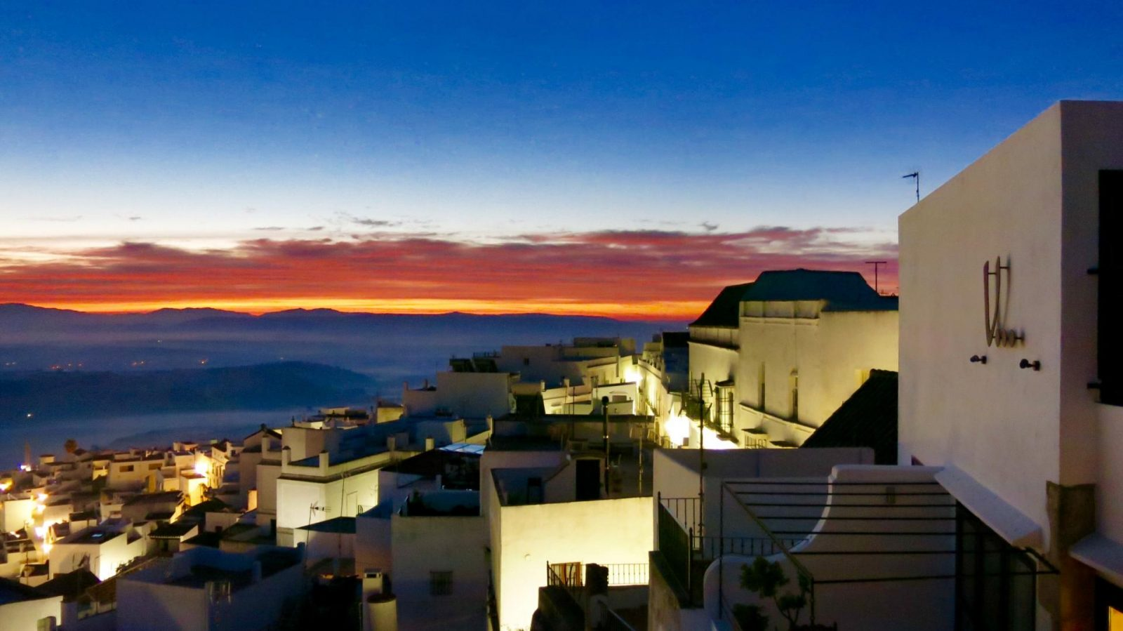Hotel V… Vejer ~ Andalucia, Spain