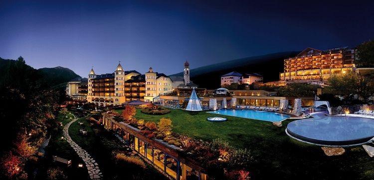 The Adler Dolomiti Hotel ~ at the UNESCO world heritage site The Dolomites