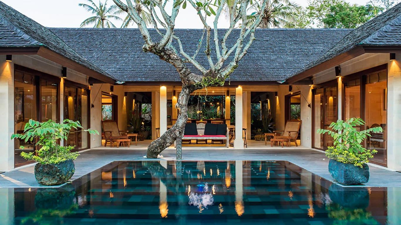 Jamahal  ~ A Private Resort in Jimbaran Bay, Bali