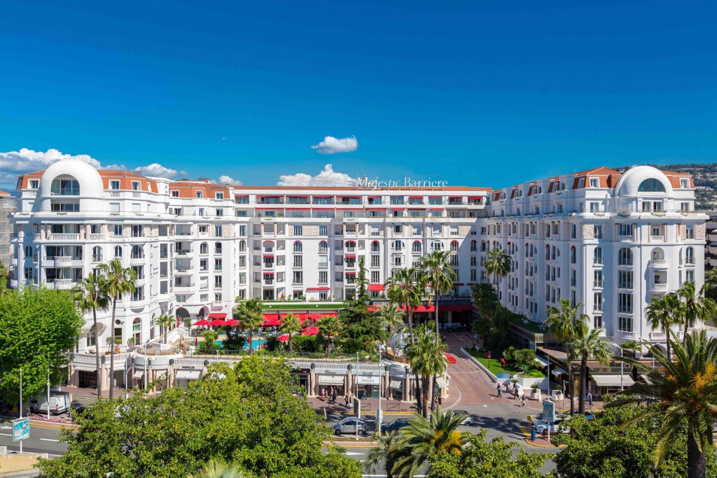 The Barriere Hotels ~ Cannes