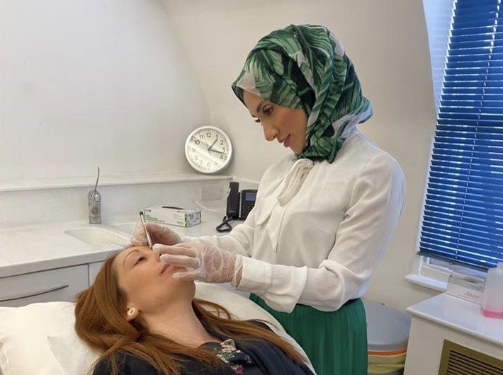 An ULTRAcel Experience with Dr. Yusra